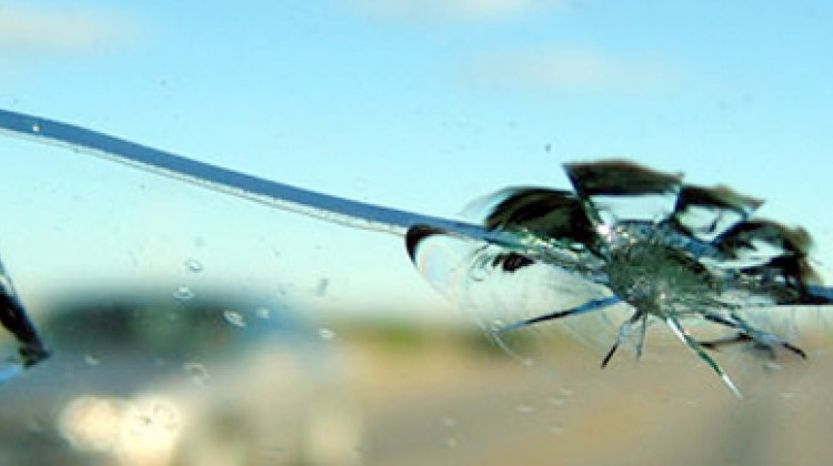 Will my cracked, chipped or damaged windscreen fail an MOT?
